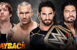 WWE Title fatal four way match preview