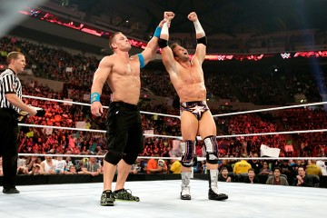 Photo of John Cena and Zack Ryder
