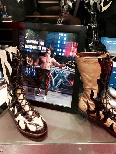 Eddie Guerrero's Boots