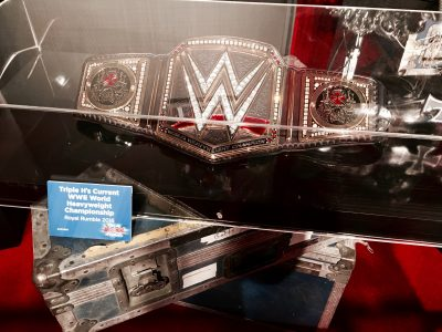 Current WWE Title