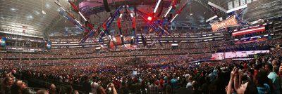 AT&T Stadium Panorama