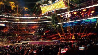 Dean Ambrose's Entrance