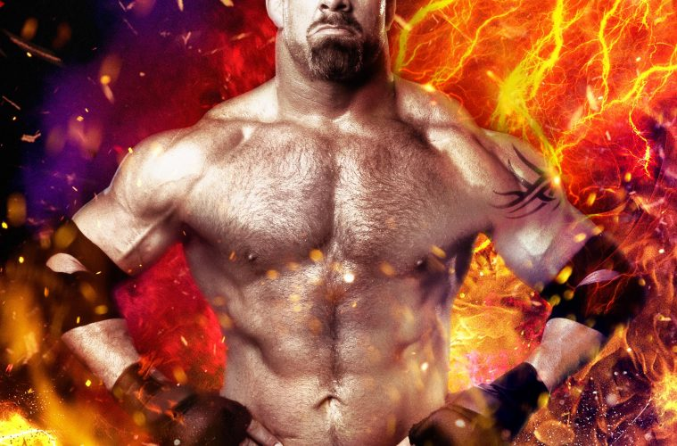 Roster image of WCW legend Goldberg